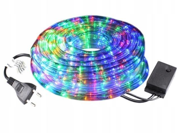 Lauko/vidaus LED juosta 10M 240 LED