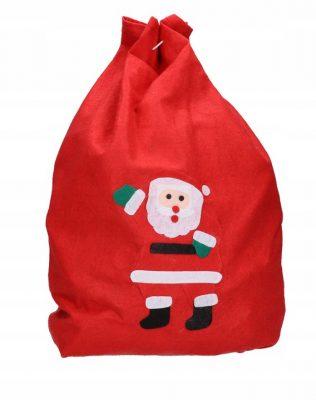 Kalėdinis krepšelis 30 x 25 cm