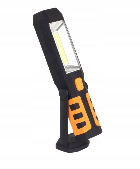 Automobilinis rankinis žibintuvėlis 3W COB LED