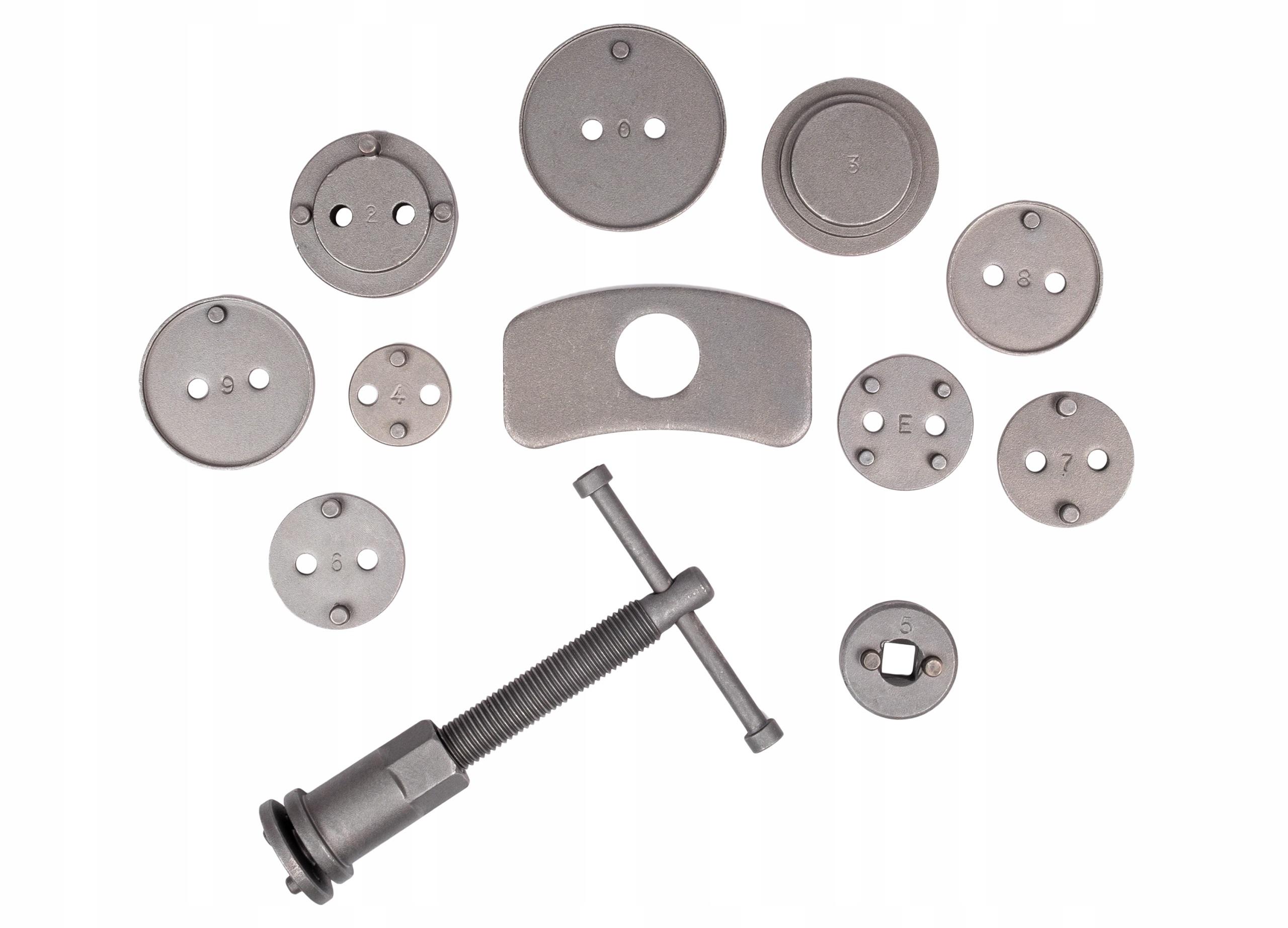 Stabdžių cilindriukų sustūmėjų komplektas