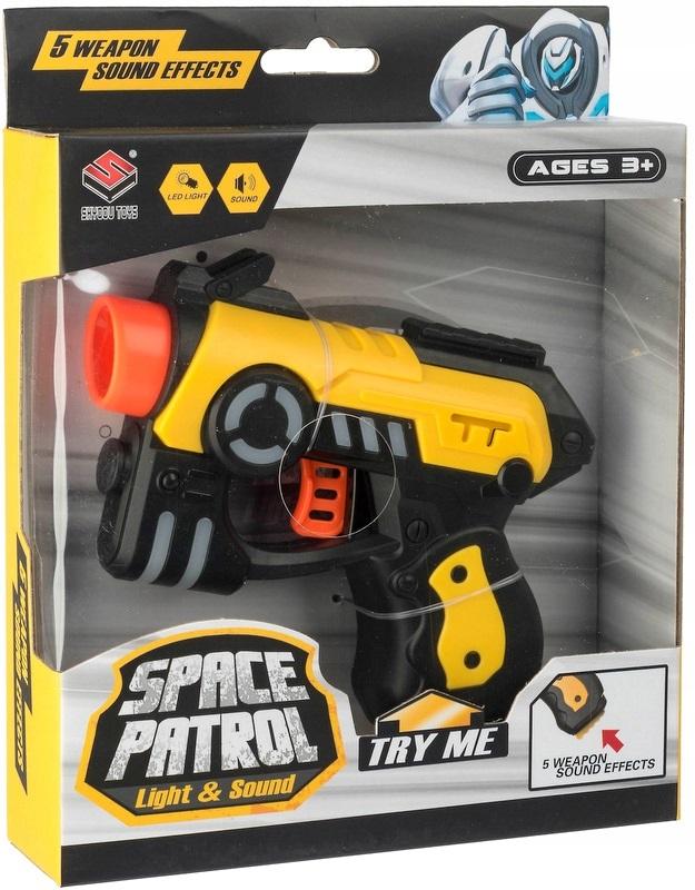 Žaislinis šautuvas – pistoletas