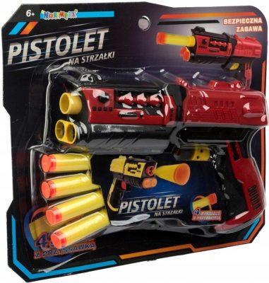 Žaislinis šautuvas su šoviniais