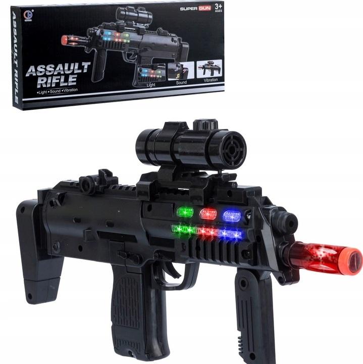 Žaislinis šautuvas – automatas