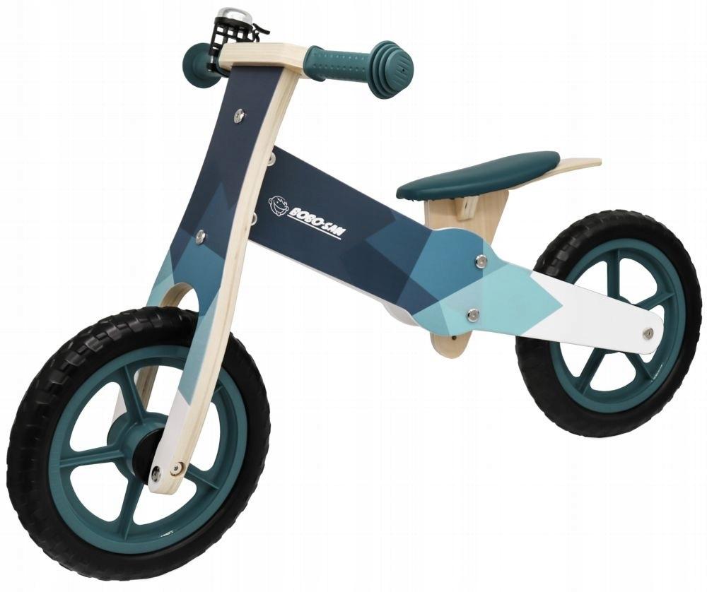 Medinis balansinis dviratukas Bobo-San