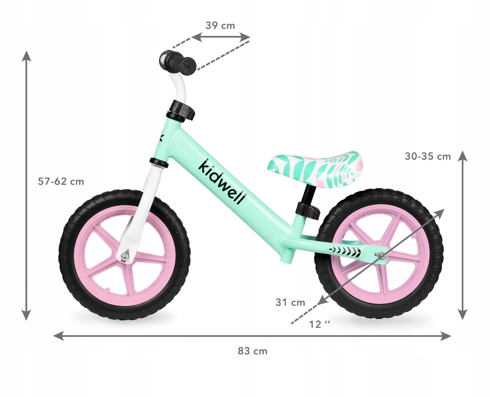 Balansinis dviratukas Kidwell REBEL