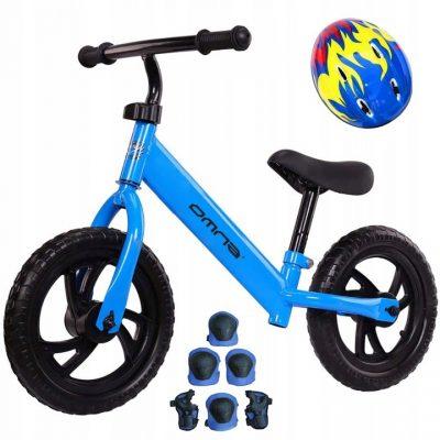Balansinis dviratukas OMNA mėlynas