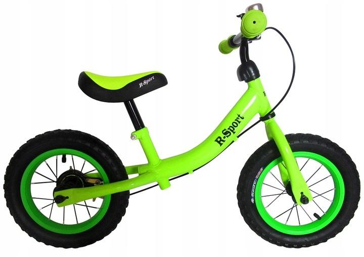 Balansinis dviratukas R-Sport R3 žalias