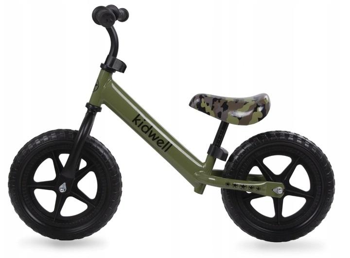 Balansinis dviratukas Kidwell Rebel (rudas)
