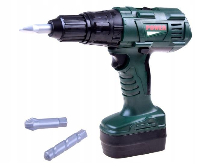 Vaikiškas įrankių komplektas + kuprinė