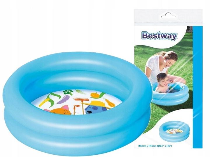 Bestway mini baseinas kūdikiui
